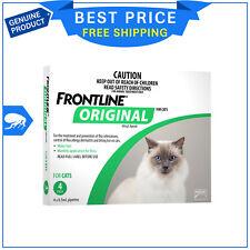 Frontline Original For Cats & Kitten Flea treatment 4 Pipettes by Merial AU Shop