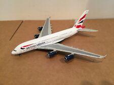 British Airways Airbus A380-800 G-XLEA Aircraft Model 1:400 Scale Gemini Jets