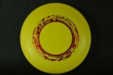 Sniper Wreath Stamp 148g OOP Yellow Vintage  Ching  New *PRIME* Disc Golf