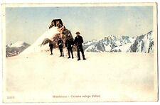 CPA 74 - Saint-Gervais (Haute Savoie) - 2866. Montblanc - Cabane Refuge Vallot