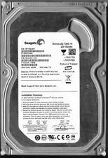 SEAGATE BARRACUDA ST3250310AS 250GB SATA HARD DRIVE P/N: 9EU132-310 FW:4.AAA  TK