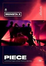 MONSTA X PIECE DVD JAPAN 1st LIVE TOUR 2018 UMBE-1002 * Japan new