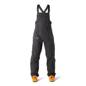 FlyLow Men's Backcountry Ski Pants in Black, Size Large, NEW MSRP: $300!