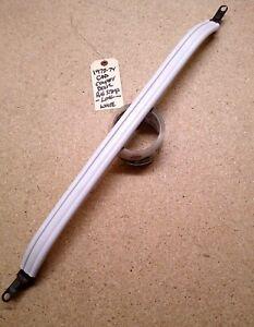 1973 1974 Cadillac Eldorado Convertible Door Pull Strap  *WHITE*    GC