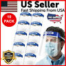 10-Pack Face Shield Reusable Washable Protection Cover Face Mask Anti-Splash USA