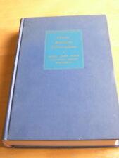 Book Classic American Philosophers Max H. Fisch 1951 Appleton-Century-Crofts HC