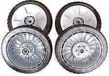 Genuine OEM Honda Front & Rear Tire Wheel Kit - HRR216 HRS216 HRT216 Lawn Mower