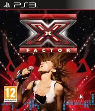 X-FACTOR per PS3 (Nuovo Sigillato)