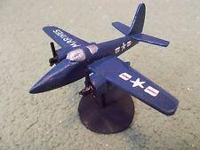 Built 1/144: American GRUMMAN F7-F TIGERCAT Aircraft USMC