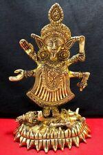 Brass Goddess Kali Maa Durga Maa Statue Idol -Jai Maa Kali Calcutta wali idol K