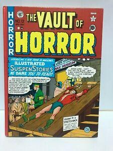 EC Comics The VAULT of HORROR Russ Cochran '82 HARDCOVER Vol.1 Reprints No.12-17
