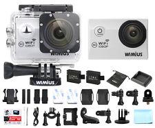 Waterproof Camera DV 1080P Sports Action Camera Wifi Helmet Cam Gopro SJ7000 DV