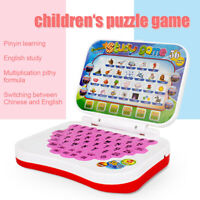 RANDOM Kids Baby Early Educational Toy Music Mathematic Game Learning Laptop
