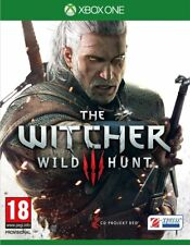 BRAND NEW SEALED THE WITCHER III 3 WILD HUNT XBOX ONE GAME WITH BONUS CONTENTS