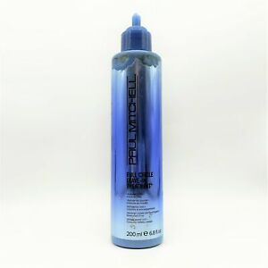 Paul Mitchell Leave-In Curl Treatment 200ml No Pump Top Damaged Label #3100