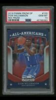 REPACK! Zion Williamson Red Prizm Psa 10. Basketball Card . READ DESCRIPTION