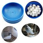 Pigeon Supplies Dehumidification Plastic Breeding Bird Egg Basin Nest Bowl Mat