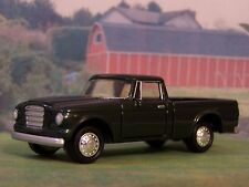 1960 STUDEBAKER CHAMP PICKUP TRUCK 1/64 SCALE DIECAST COLLECTIBLE MODEL DIORAMA