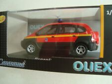 RENAULT SCENIC RX4 FIREFIGHTER SDIS 02 ELDER OLIEX 1/43 JULY 2018
