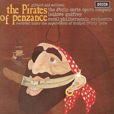 Royal Philharmonic Orchestra - Gilbert and Sullivan The Pirates of Penzance [CD]