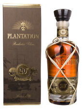 Plantation extra Old 20th Aniversary Rum Barbados 0.7 L.