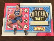 2018-19 Contenders Lottery Ticket Jerome Robinson RC Clippers Hobby Sparkle