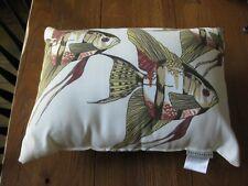 "Pottery Barn Pillow- Fish 15"" X 11"""