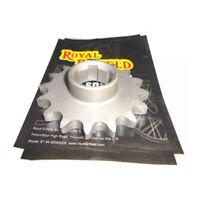 GENUINE ROYAL ENFIELD FINAL DRIVE SPROCKET 16TEETH #110267 - HKTRADERS-UK