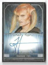 Star Wars Sci-Fi Star Wars Masterwork Collectable Trading Cards