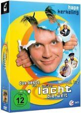 HAPE KERKELING - DARÜBER LACHT DIE WELT-BEST OF VOL.1 & 2 2 DVD NEU