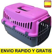 Transportin para coche perros gatos PET CARRIER Mascotas HECHO EN ITALIA