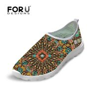 Tribal Samoa Sneakers Sport Shoes Lightweight Slip On Sneakers for Womens Shoes