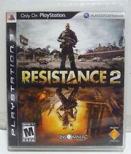 RESISTANCE 2 PS3  - USATO PS3 NTSC USA MULTIREGIONE
