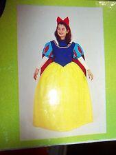 VESTITO CARNEVALE BIANCANEVE original Disney  7/9 ANNI