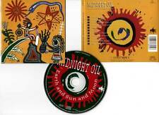 """MIDNIGHT OIL """"Earth And Sun And Moon"""" (CD) 1993"""