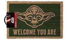 Star Wars felpudo Yoda merchandising oficial