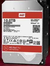 Western Digital 10TB RED Pro NAS Hard Drive SATA 6 Gb/s 256MB Cache WD8001FFWX
