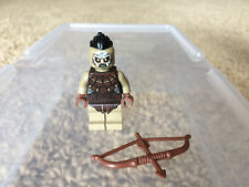 Lego 79016 Hunter Orc Lord of the Rings Hobbit Minifigure Hobbbit Warrior Bow
