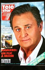 TELE STAR 20/04/1992: Interview Roger Hanin/ Christophe Lambert/ Serge Lama