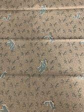 New ListingFox And Polar Bear Fat Quarter Fabric 15.5�x 20� Cotton