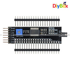 5V 1602/2004/12864 IIC/I2C LCD Serial Interface MCP23017 Expander for Arduino
