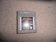 Nintendo Gameboy - mortal kombat I & II - cart only