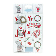 **BARGAIN** Me To You Christmas A5 Glitter Stickers great for cards and crafts