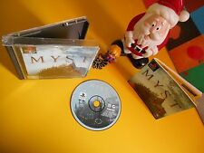 ---*---    MYST  cOmplet --*--  pOur SONY  PLAYSTATIoN ---*