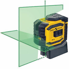 Stabila LAX300G Green Beam Cross Line & Plumb Laser