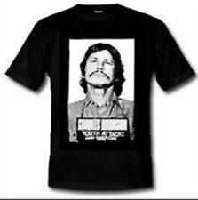 "Charles Bronson ""youth attack"" t-shirt Spazz Limp Wrist CrudosInfest Das Oath"