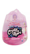 HATCHIMALS PIXIES CRYSTAL FLYERS - PURPLE MAGICAL FLYING TOY DOLL