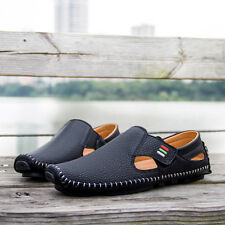 Mens Shoe Spring Summer Breath Men Luxury Driving Shoes Slip On Casual Loafers