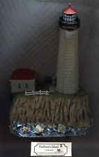 Harbour Light Lighthouse Faulkner Island ~ Connecticut ~ #216 ~ Nib ~ 1998