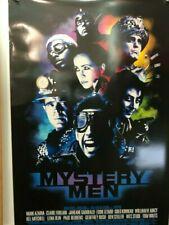 """Mystery Men"" Original Movie Theater Promo Poster One Sheet Ben Stiller 1999"
